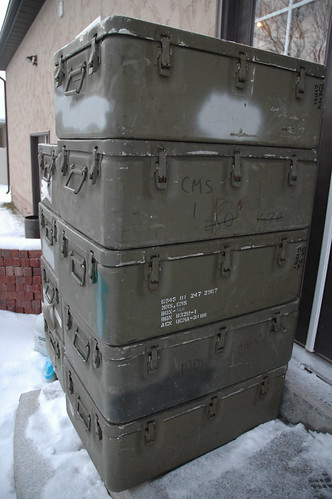 ut waterproof aluminum storage box military surplus 31x19x11 ih8mud forum