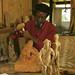 St Lucia Wood Sculptor