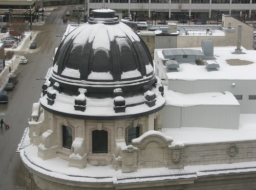 New Dome for Old Friend