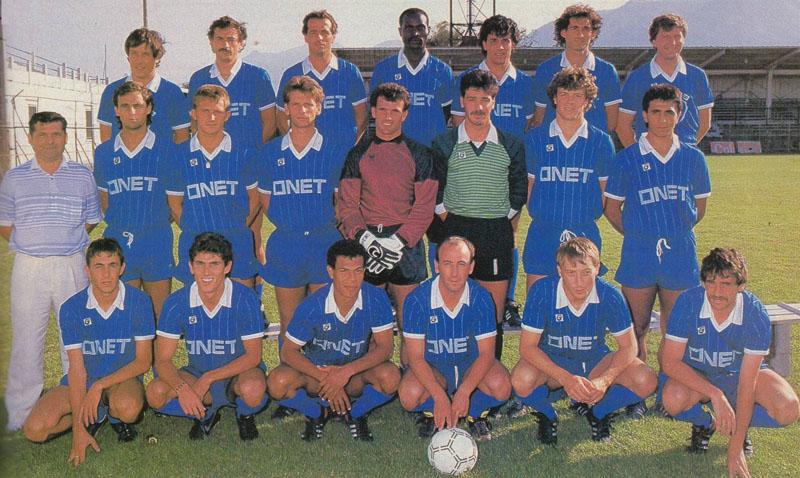 bastia 1986-87