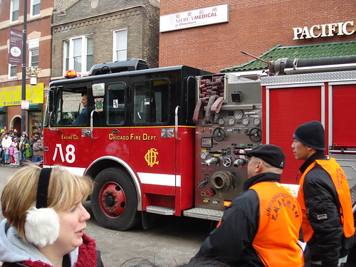 Chicago Engine 8