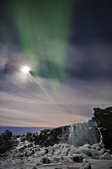 [フリー画像] [自然風景] [オーロラ] [空の風景] [夜景] [夜空の風景] [雪景色]     [フリー素材]