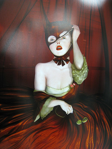 Ray Caesar at Magda Gallery