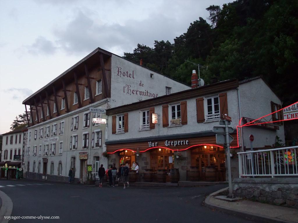 Hotel de lhermitage