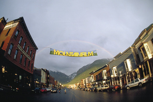 Mountainfilm Rainbow
