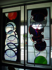 Schaffrath Panels (Aidan McRae Thomson) Tags: window glass museum modern contemporary stainedglass glasmalerei linnich glasfenster ludwigschaffrath deutschesglasmalereimuseum