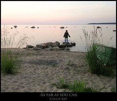 As far as you can (Collin Key) Tags: boy beach strand children landscape estonia balticsea kinder landschaft ostsee soe estland blueribbonwinner ksmu baltikum nordicsunset laheema theunforgettablepictures ruhigesee boyatthebeach theperfectphotographer goldstaraward rubyphotographer artofimages collinkey oneofmypics bestcaptureaoi kindamstrand
