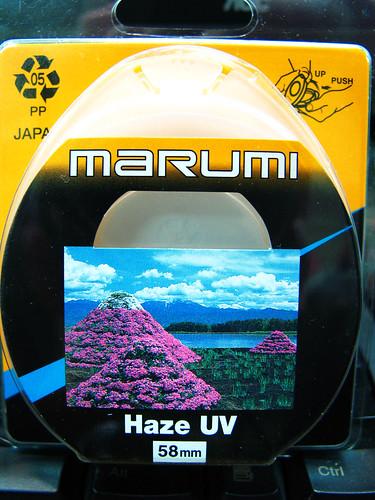 Marumi Haze UV