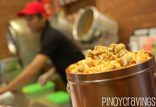 chicago popcorn shops Mall of Asia 1