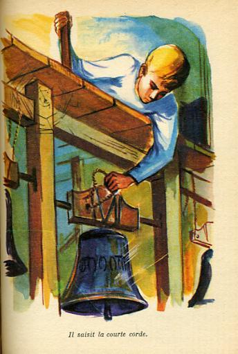 Le mystère du carillon by, Enid BLYTON-image