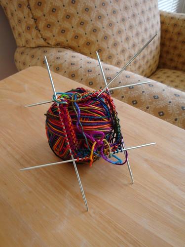 Knit Sock 02