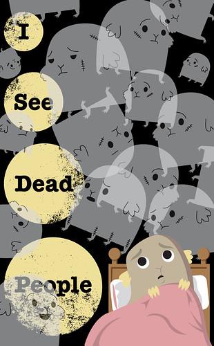 Guinea Pig Theatre- Sixth Sense