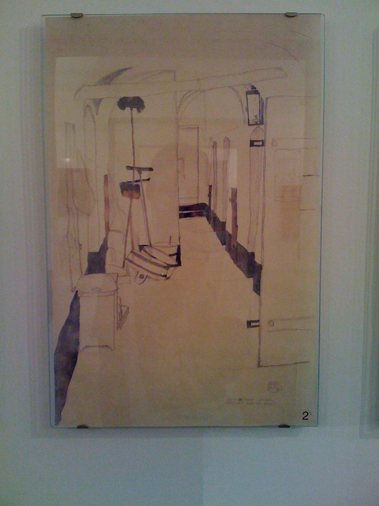 schiele jail hall