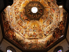 "Duomo Ceiling • <a style=""font-size:0.8em;"" href=""http://www.flickr.com/photos/37214282@N00/3408391229/"" target=""_blank"">View on Flickr</a>"