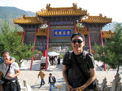 Emile (Emile Obsidian Ong) Tags: china emile wutaishan