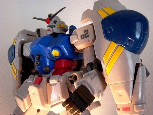 Gundam GP02 7