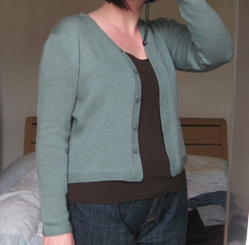 Fennel Cardigan and Pullover PDF