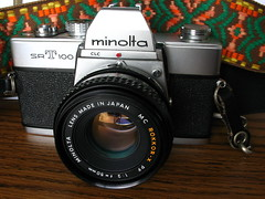 Minolta SRT 100