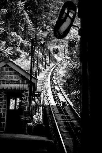 Bukit Bendera Cable Car Track