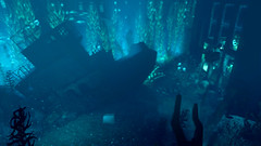 BioShock 2 Screenshot 1- Shipwreck