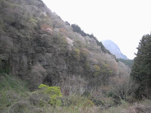 長走りの滝@曽爾村