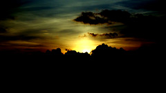 Tired sun (Alice . Cooper) Tags: sun de soleil coucher nuage could