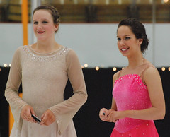 Congratulations! (charissa1066) Tags: ohio ice nikon skating michelle award april kelsey athletes congratulations figureskating 2009 bowlinggreen iceshow usfs northwestohio d80 april2009 nikond80 bgsc movesinthefield bowlinggreenskateclub