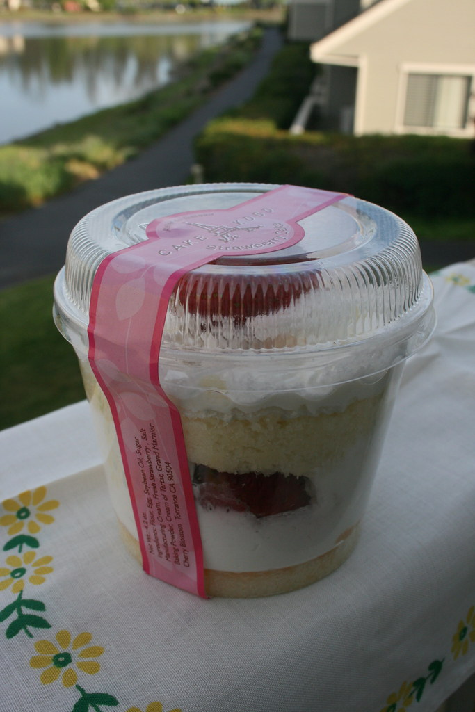 Japanese trifle