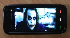 Nokia 5800 XPM (Why so serious?)