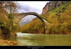 Exploring Greece - Zagorochoria (tolis*) Tags: old bridge canon river island greece tamron chios ioannina 50d konitsa eos50d tolis  aoos   flioukas 18270vc