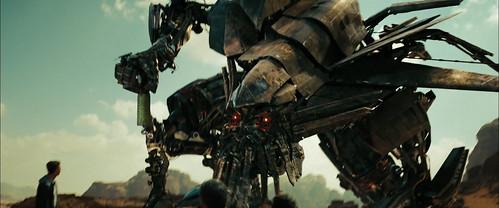 Transformers 2 JetFire Sam
