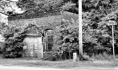 Cross Anchor Post Office