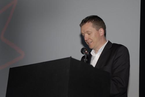Ken Hay EIFF Programme Launch 2009