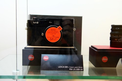 Leica M8 by you.