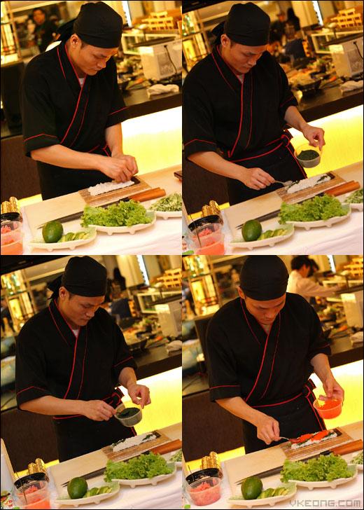 sushi-preparation