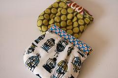 Unsuccessful pouches