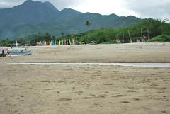 Mini sandbar. Pwedeng-pwede magcross.