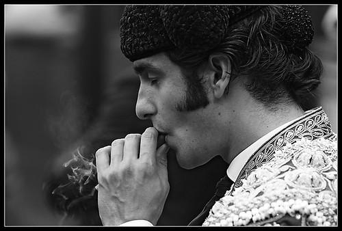 Morante y el puro