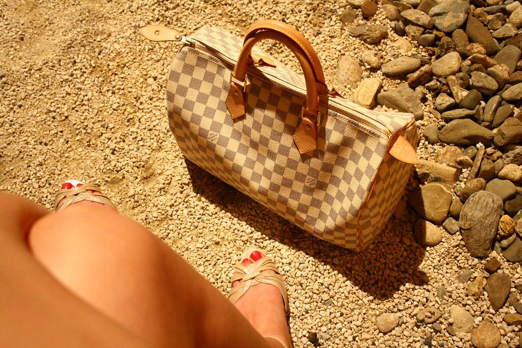 Comme une envie d azur assouvie - Zoé Bassetto - blog mode - beauté ... 9aca7b70523d