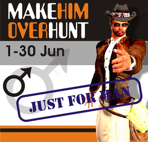 Make Him Over! Hunt