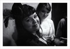 sisters (Nick Tucker Photography) Tags: blackandwhite london monochrome canon scala 5d markii 6400iso whitemischief journeytothecentreoftheearth nicktucker