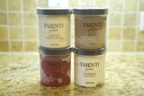 Talenti Gelato and Sorbetto
