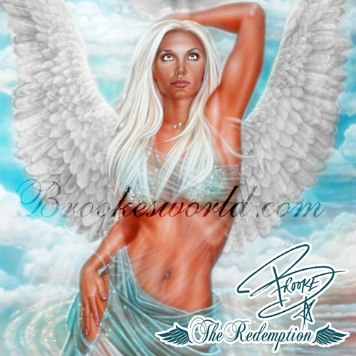 Thumb Brooke Hogan sale pintada en The Redemption
