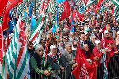 Manifestazione Regionale (CISL dei LAGHI - Como e Varese) Tags: como cisl