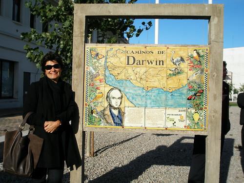 Caminos de Darwin, Montevideo