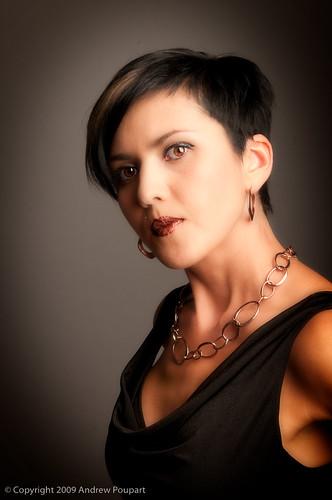 Portrait of a Makeup Artist