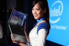 Intel Mobility Event - Computex TAIPEI 2009