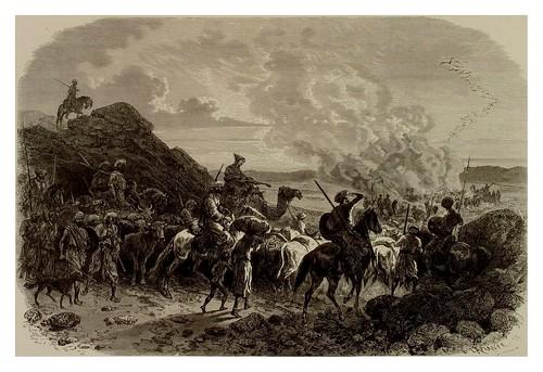 014- Caravana-La India en palabras e imágenes 1880-1881- © Universitätsbibliothek Heidelberg