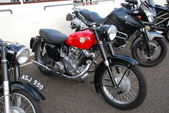Panther Motor Bike (f1jherbert) Tags: breakfast club westsussex motorcycles panther motorbikes goodwood breakfastclub goodwoodmotorcircuit motorcircuit goodwoodbreakfastclub panthermotorbike goodwoodwestsussex