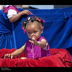 Little Princess (Don Iannone) Tags: ohio people festival spring flickr cleveland parade clevelandohio explore littlegirl littleprincess springtime candidportrait africanamericangirl doniannone paradeonthecircle summerbook june2009 doniannonephotography nikond2xcamera universitycirclearea